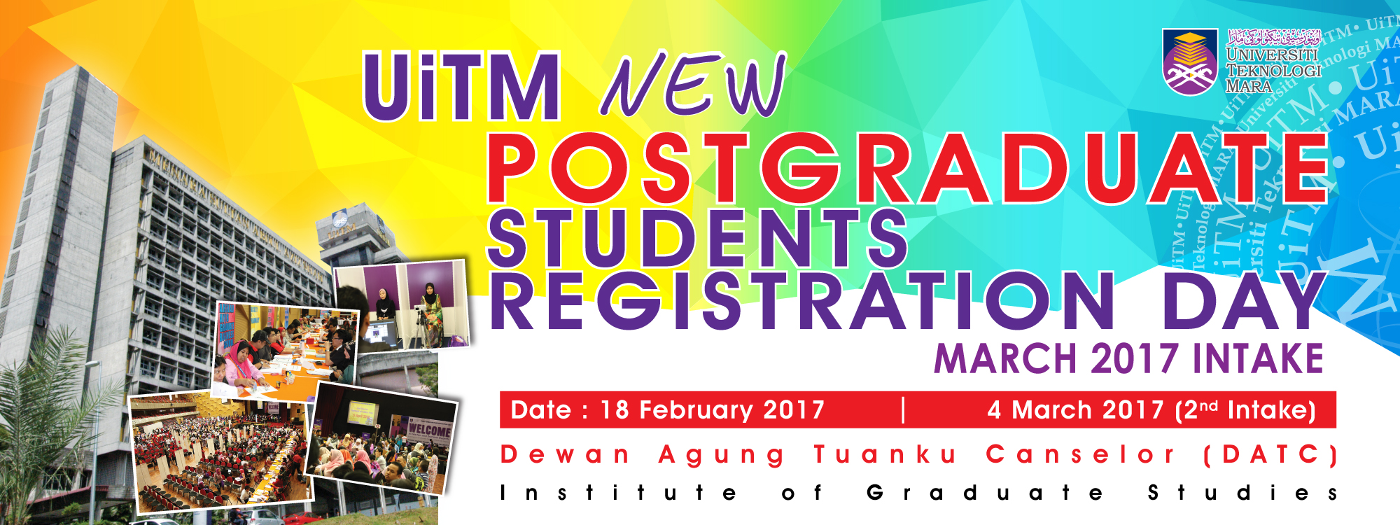 full thesis uitm Uitm faculty of civil engineering is one of the professional graduate faculty of uitm located in shah alam  when itm is granted a full university status.