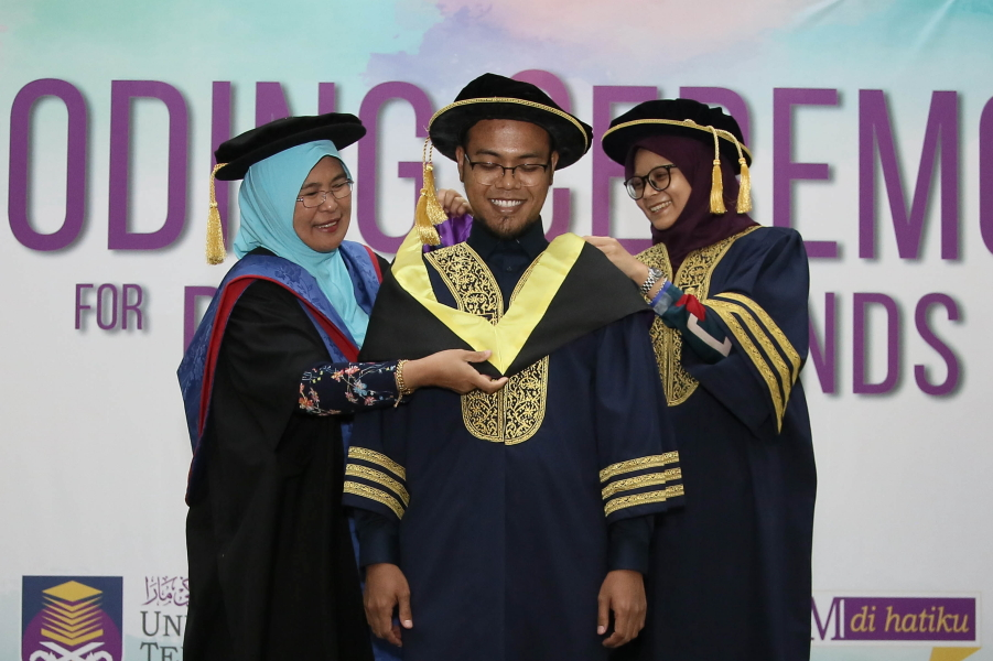 Hooding Ceremony | 22 March 2019